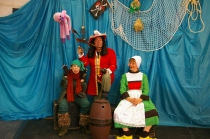 Mme Grincheux, Hook & Becassine 2