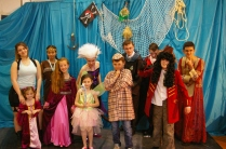 R&J Junior cast