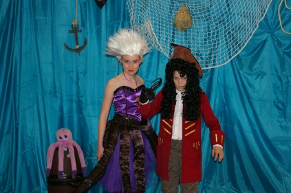 Ursula Jr & Hook Jr