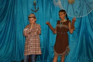 Sherlock Jr & Pocahontas Jr